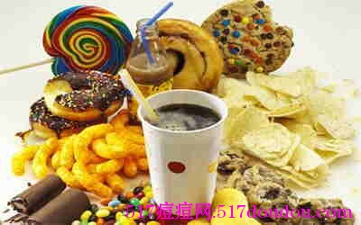 吃高糖食物会长痘吗?