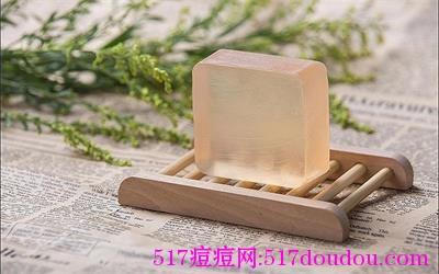 痘痘肌用香皂洗脸好吗?